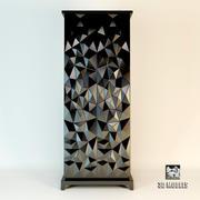 Fendi Diamond Cabinet 3d model