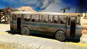 VIEUX BUS 3d model