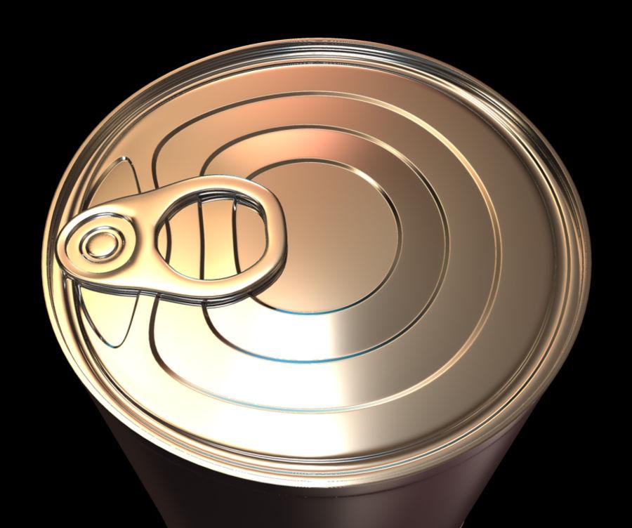 Gıda olabilir royalty-free 3d model - Preview no. 1