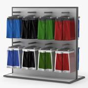 Shorts Set 3d model