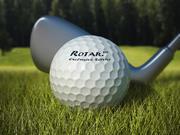 Golf Scene (Realistic Grass) 3d model