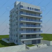 建物(17) 3d model