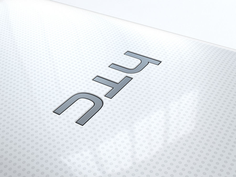 HTC Desire 200 royalty-free 3d model - Preview no. 16