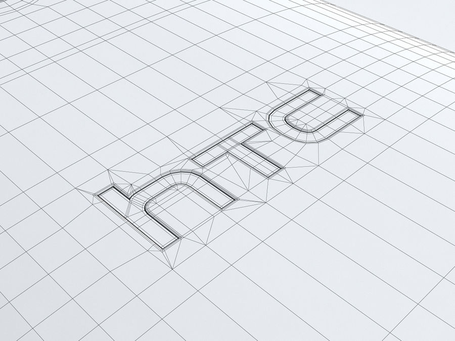 HTC Desire 500 royalty-free 3d model - Preview no. 28