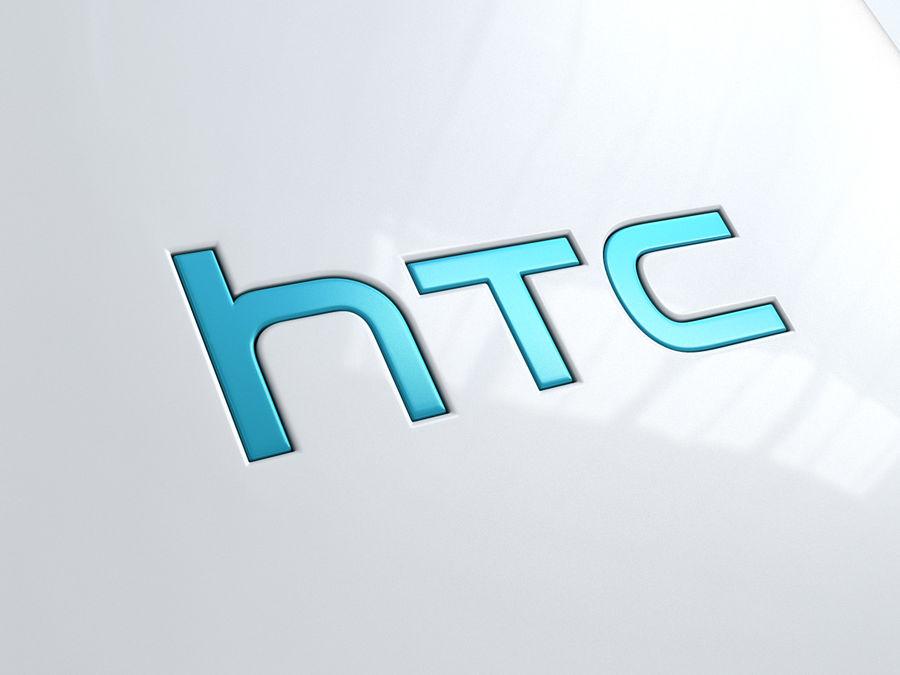 HTC Desire 500 royalty-free 3d model - Preview no. 16