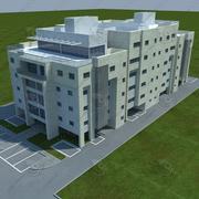 buildings(9) 3d model