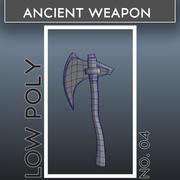 Ancient Weapon_04 3d model