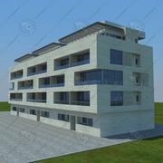 building(1)(2) 3d model
