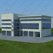 buildings(2) 3d model