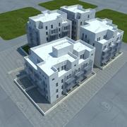 Gebäude (3) (1) 3d model