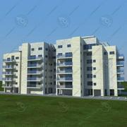 buildings(2)(2) 3d model