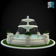Fountain 027 3d model