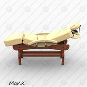 massage bed Archer3 3d model