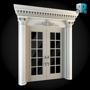 Дверь 018 3d model