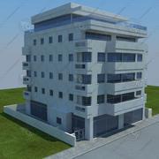 building(5) 3d model