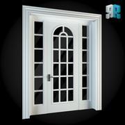 Door 016 3d model