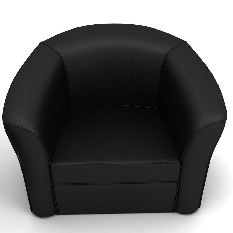 salon royalty-free 3d model - Preview no. 4