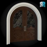 Дверь 002 3d model