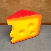 Ser bardzo szczegółowy Kawałek 3d model
