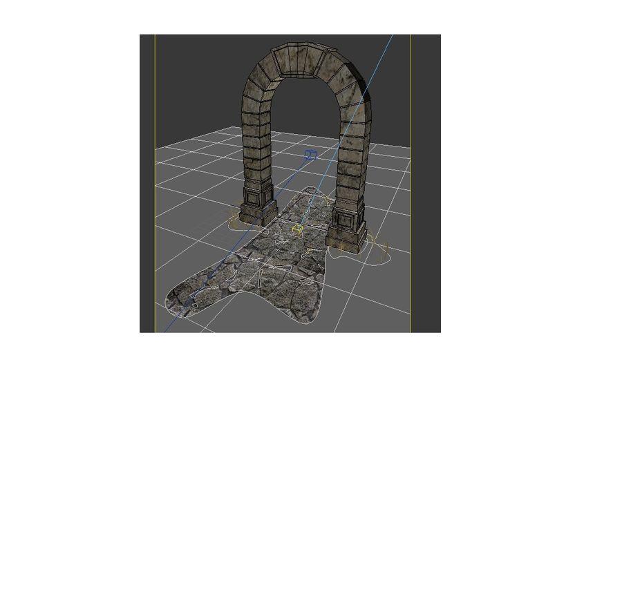 portal_max royalty-free 3d model - Preview no. 6