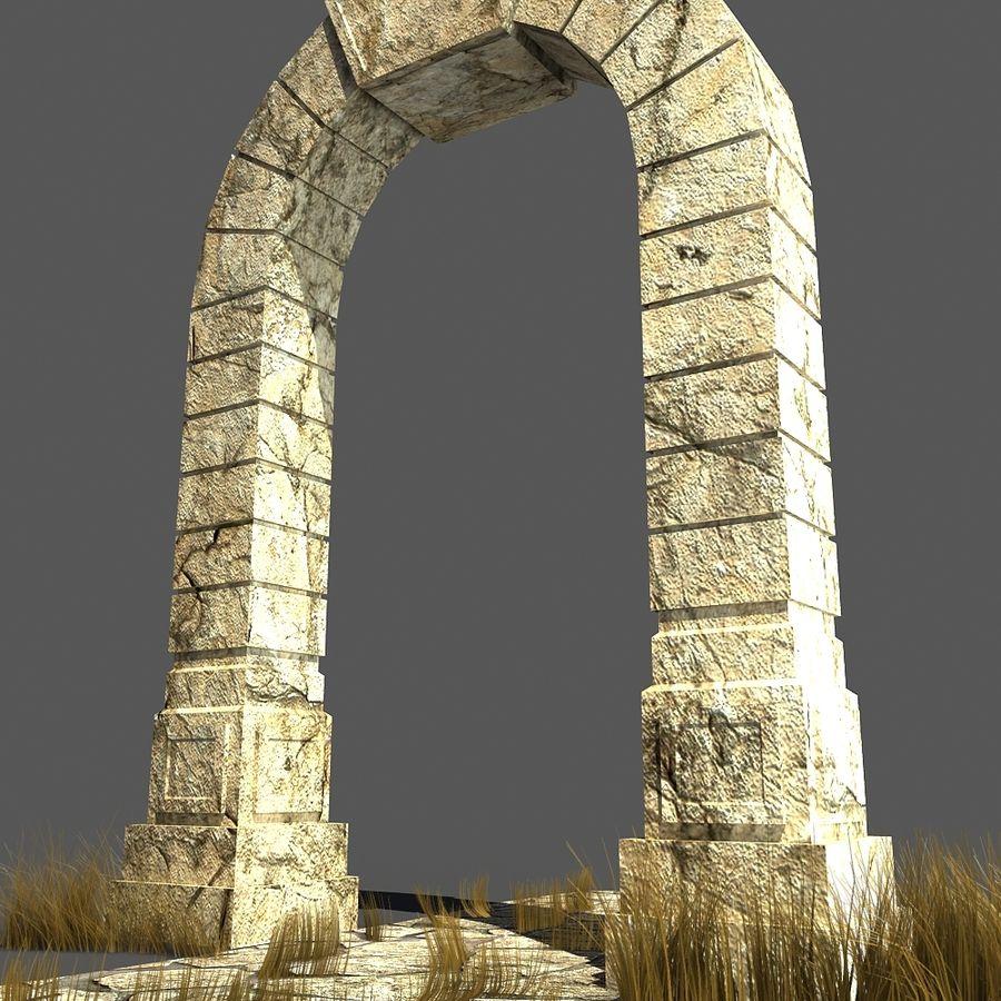 portal_max royalty-free 3d model - Preview no. 3
