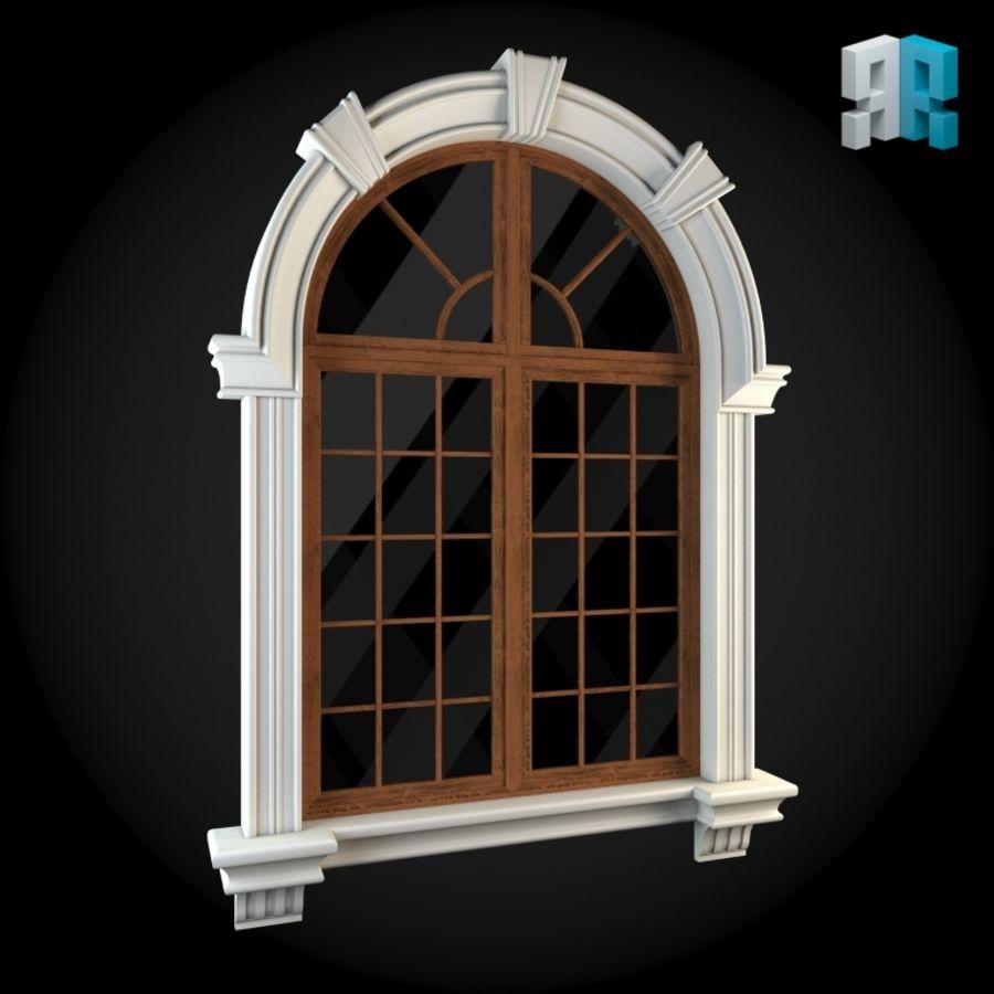 Window 024 3D Model $8 -  unknown  max  obj  fbx - Free3D