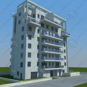 building(1) 3d model