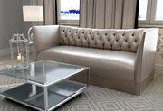 Andrew Martin Butler Sofa 3d model