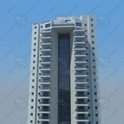 building(8) 3d model