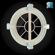 Window 007 3d model