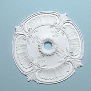 peterhof rosette r30 3d model