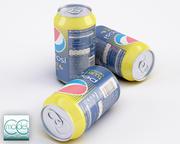 Pepsi C 3d model