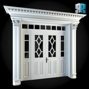 Door 038 3d model