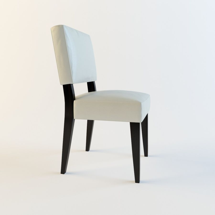 Entry Chair Royalty Free 3d Model   Preview No. 3