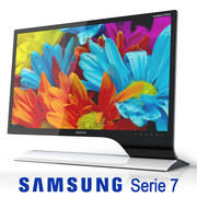 Samsung Serie 7 LED Monitor S27B750 3d model