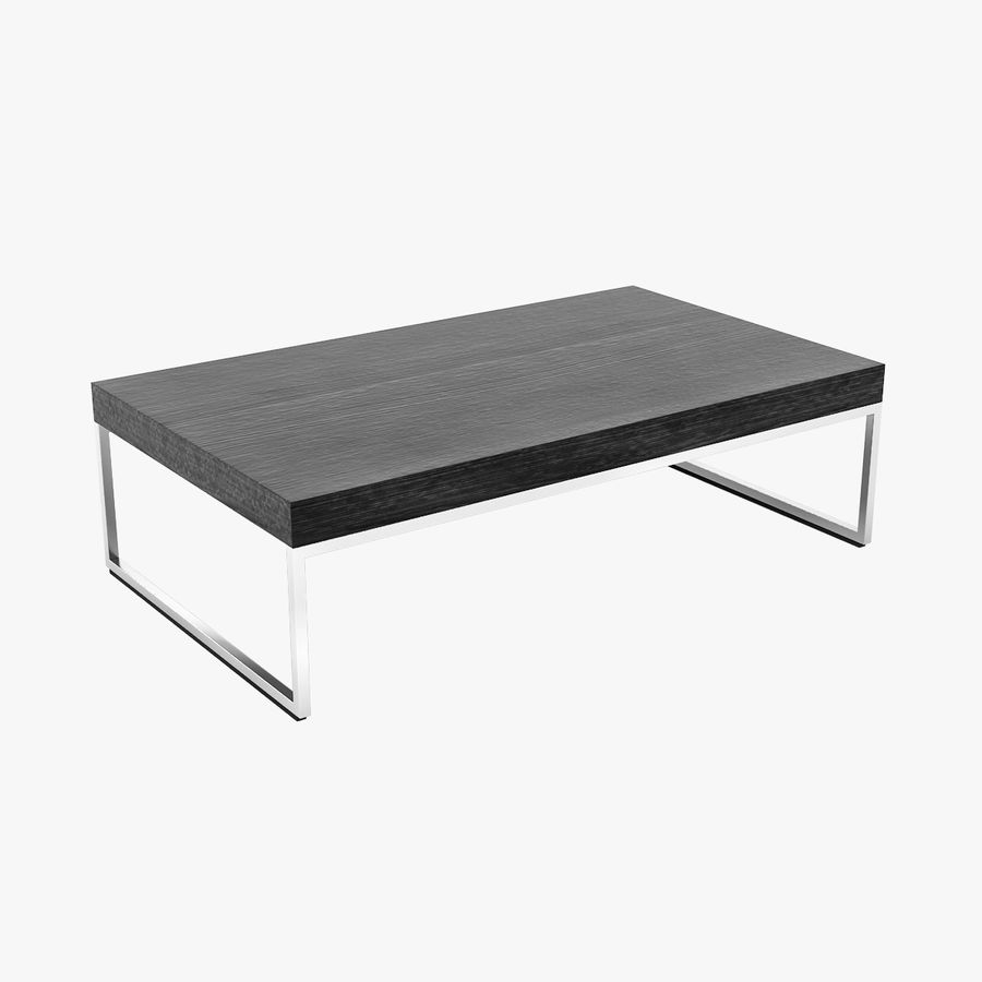 Table Basse Bo Concept.Boconcept Coffee Table 03 3d Model 9 Max Free3d