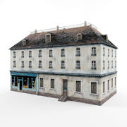 French house v1 3d model