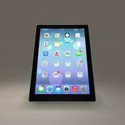 Ipad触摸屏平板电脑 3d model