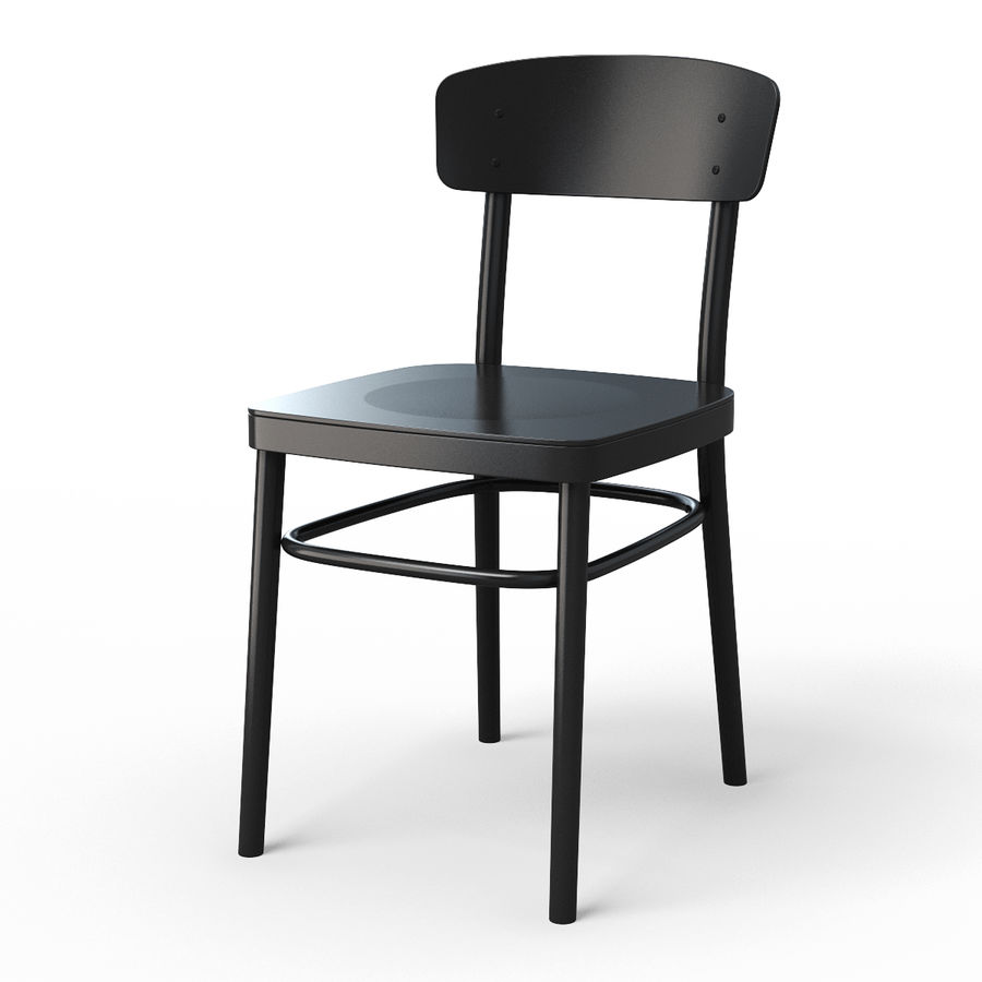 Astounding Idolf Dining Chair 3D Model 8 Fbx 3Ds Obj Max Free3D Inzonedesignstudio Interior Chair Design Inzonedesignstudiocom
