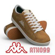 Kappa ATHOSS Sneakers 3d model