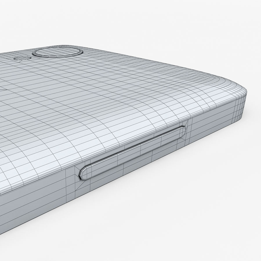 LG Google Nexus 5 royalty-free 3d model - Preview no. 23