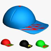 Cap 3d model