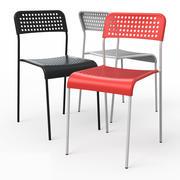 ADDE Dining chair 3d model