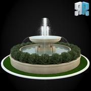 Fountain 044 3d model