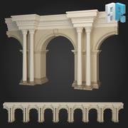 Arcade 007 3d model