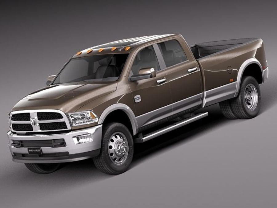 Dodge Ram Laramie Limited 2017 >> Dodge Ram Heavy Duty 2014 3D Model $129 - .obj .max .lwo .fbx .c4d .3ds - Free3D