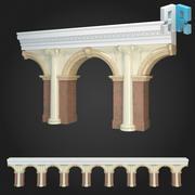Arcade 012 3d model
