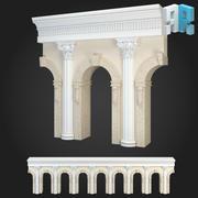 Arcade 006 3d model