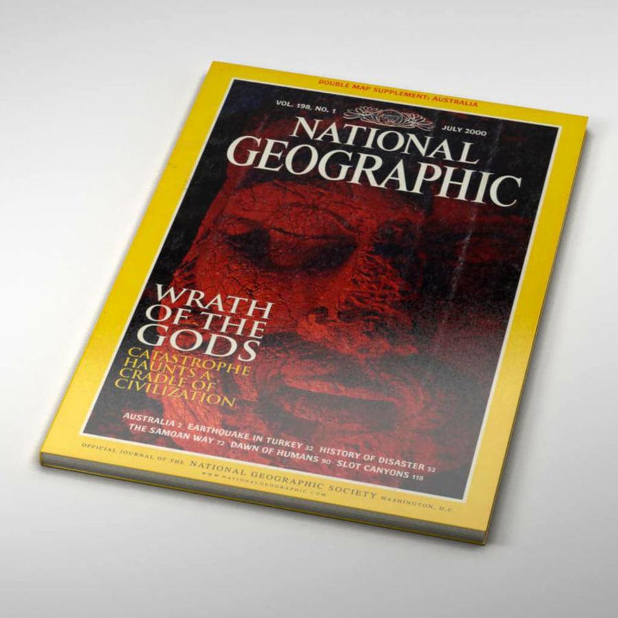 Free 3d Map Of Australia.Nat Geo Magazines 3d Model 22 Unknown C4d Ma Max Obj Fbx