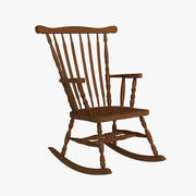 Rocking Chair 3d model